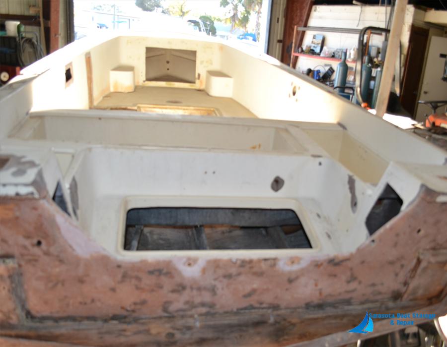 Fiberglass Fabrication and Repair
