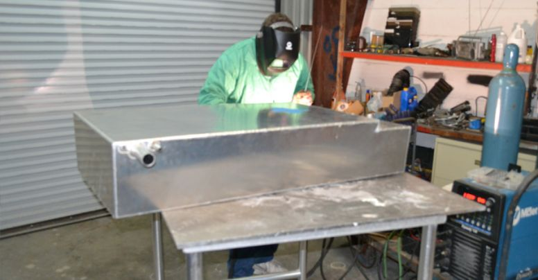 Aluminum Fabrication and Repair