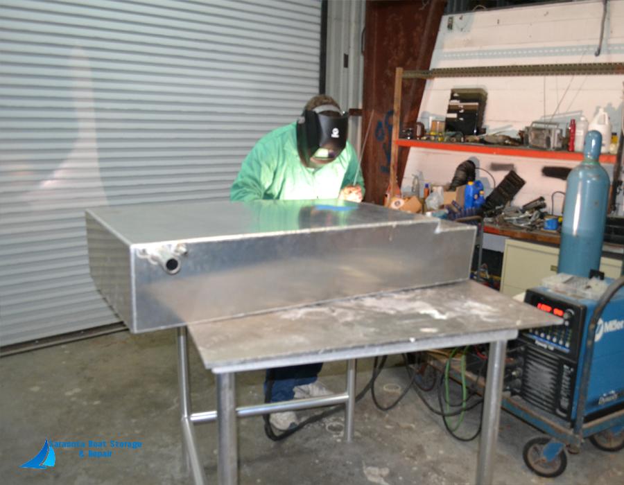Aluminum Fabrication and Repair
